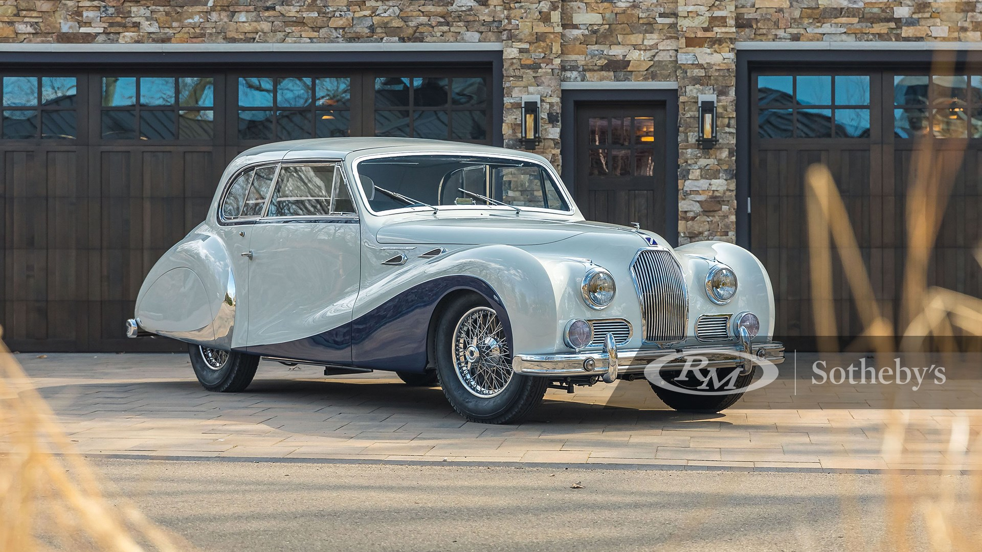 1948 Talbot-Lago T26 Record Sport Coupe De Ville by Saoutchik available at RM Sotheby's Amelia Island Live Auction 2021