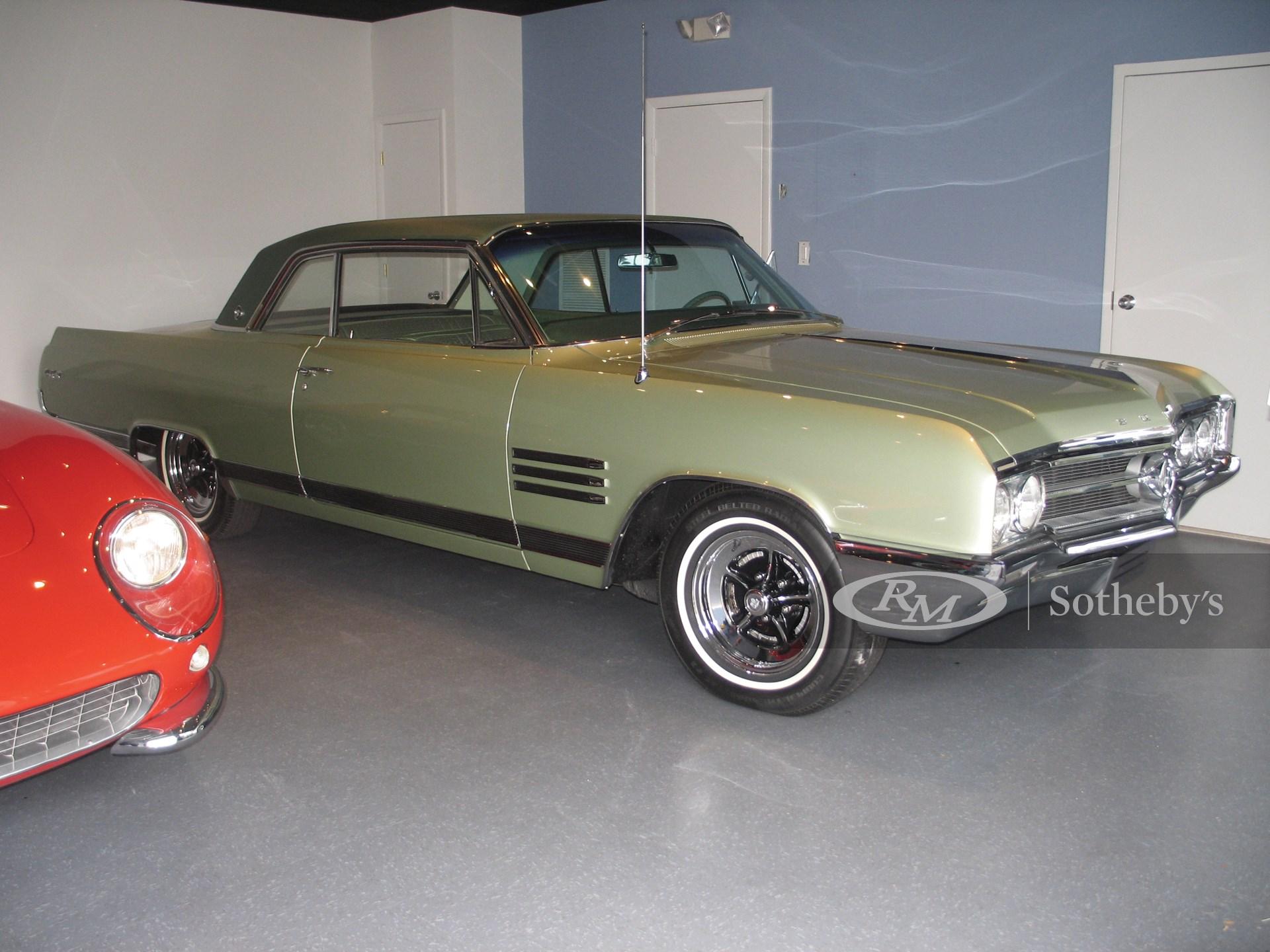 1964 Buick Wildcat Sport Coupe  -