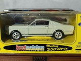 Five 1:18 Scale Models, Signed by Carroll Shelby - $
