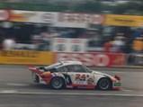 1974 Porsche 911 Carrera RSR 3.0 IROC  - $Sergio Garcia in the Botero Racing #24 leads the Esso 300 Miles, Autódromo de Tocancipá, 1992.