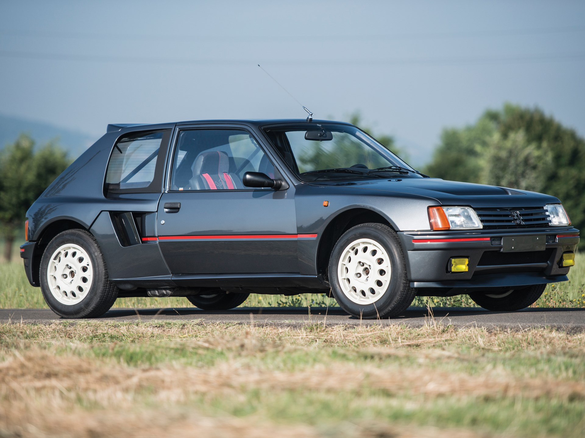 rm sotheby's - 1984 peugeot 205 turbo 16 | london 2015