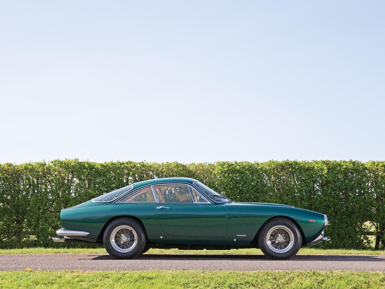 1963 Ferrari 250 GT/L Berlinetta 'Lusso' by Scaglietti