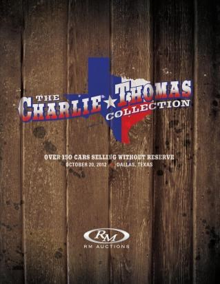 The Charlie Thomas Collection