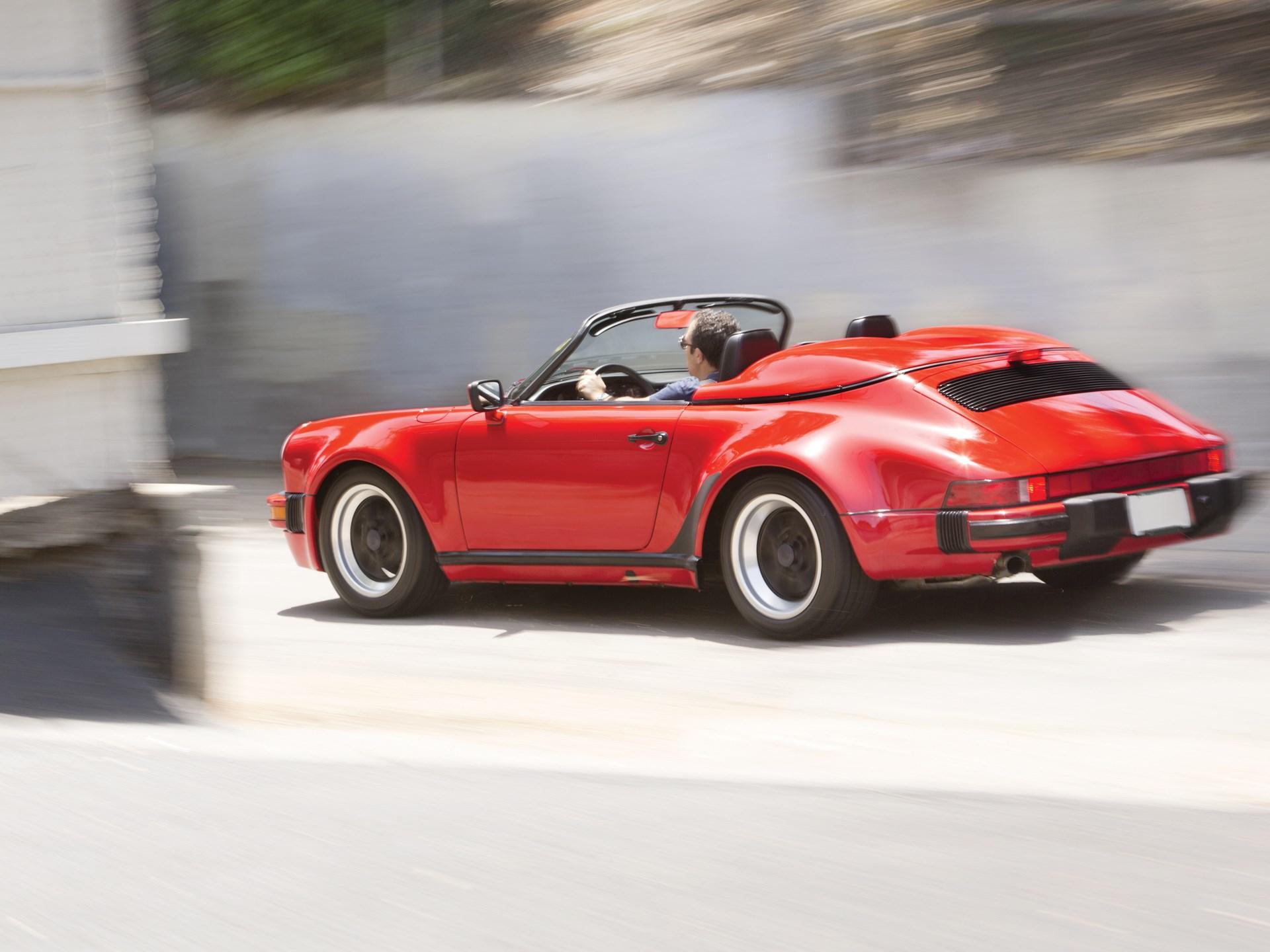 Rm Sotheby S 1989 Porsche 911 Carrera Speedster