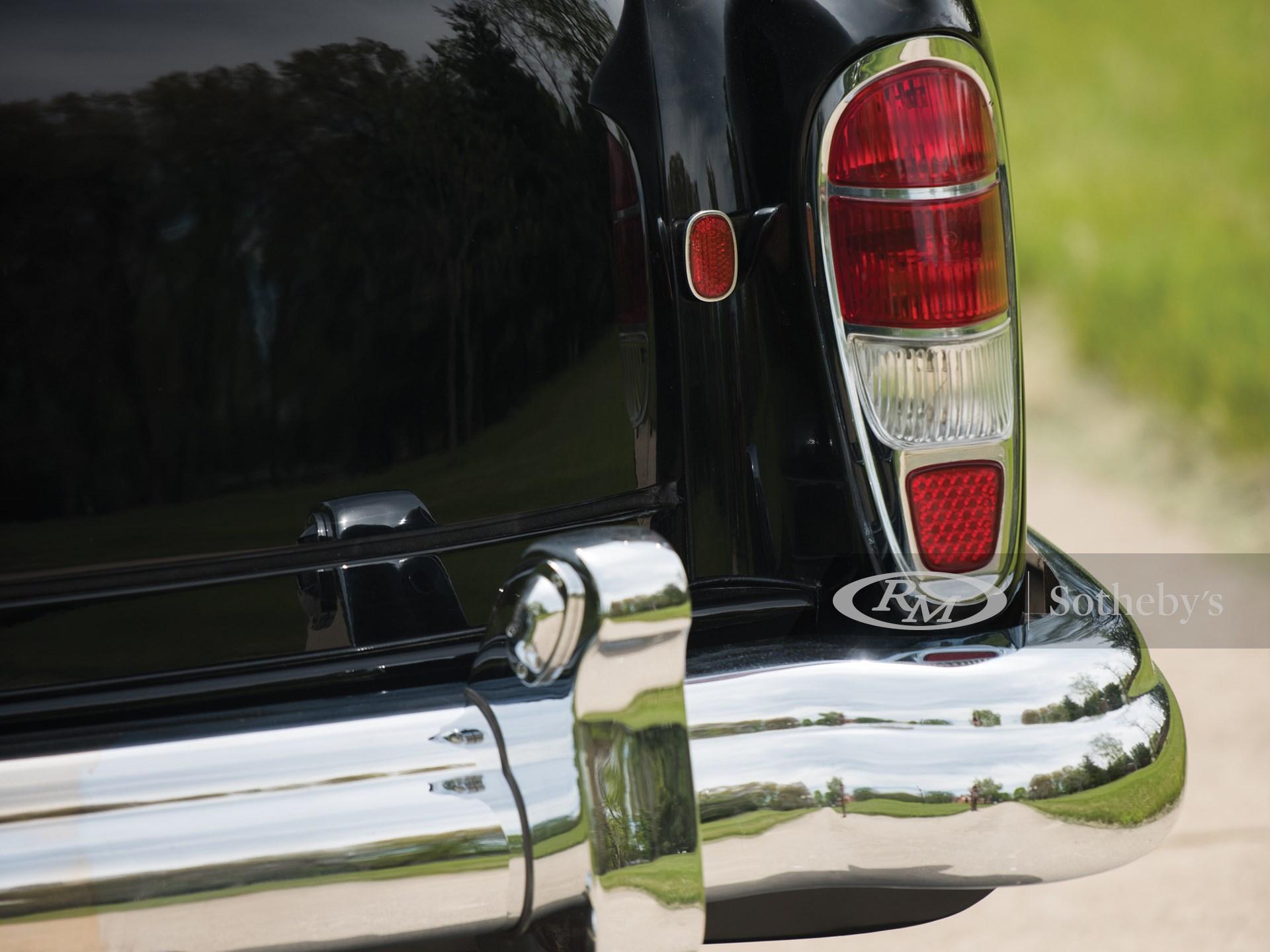 1962 Mercedes-Benz 300 d 'Adenauer' Sedan  -
