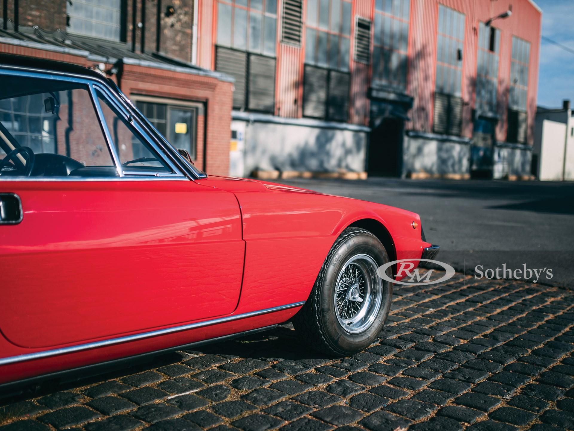 1967 Ferrari 330 GTC Zagato -
