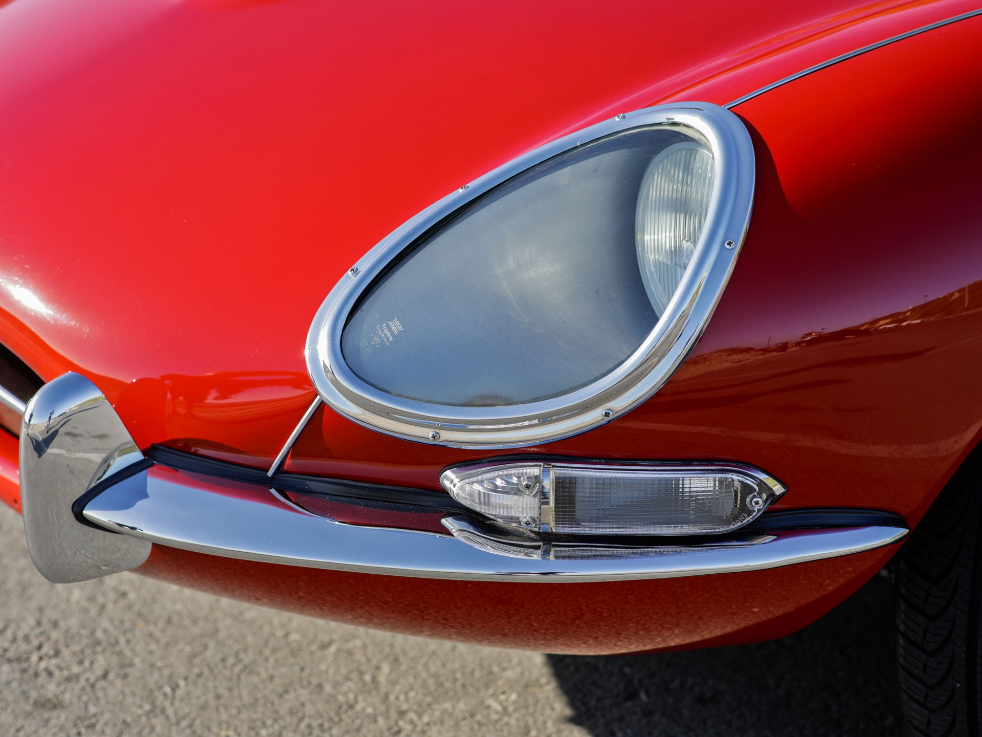 1966 Jaguar E-Type Series 1 4.2-Litre Roadster
