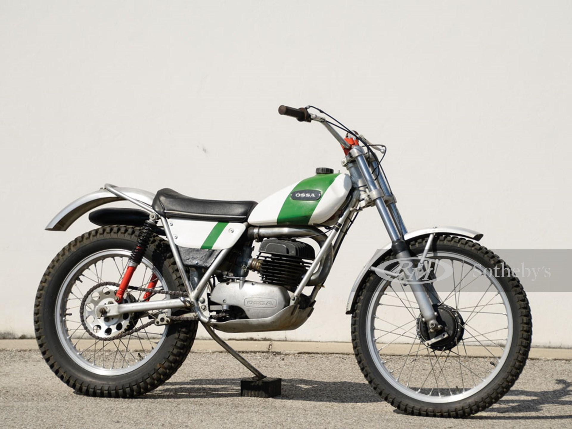 1975 OSSA MAR 350 Trial