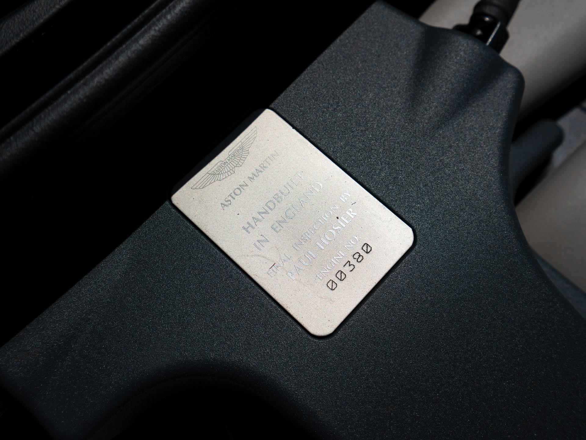 2003 Aston Martin DB AR1 Zagato