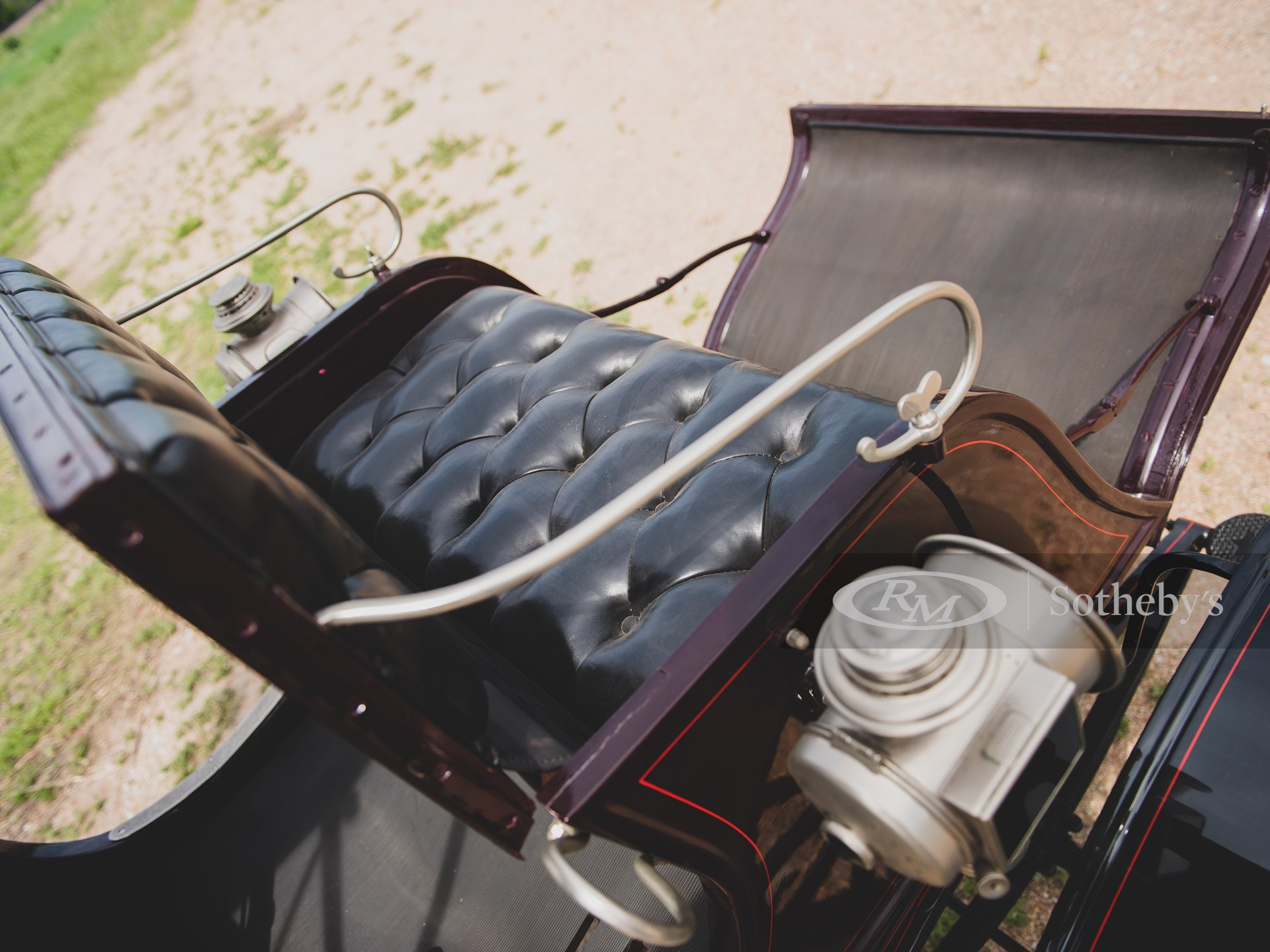 1903 Pierce 6½ HP Runabout  -