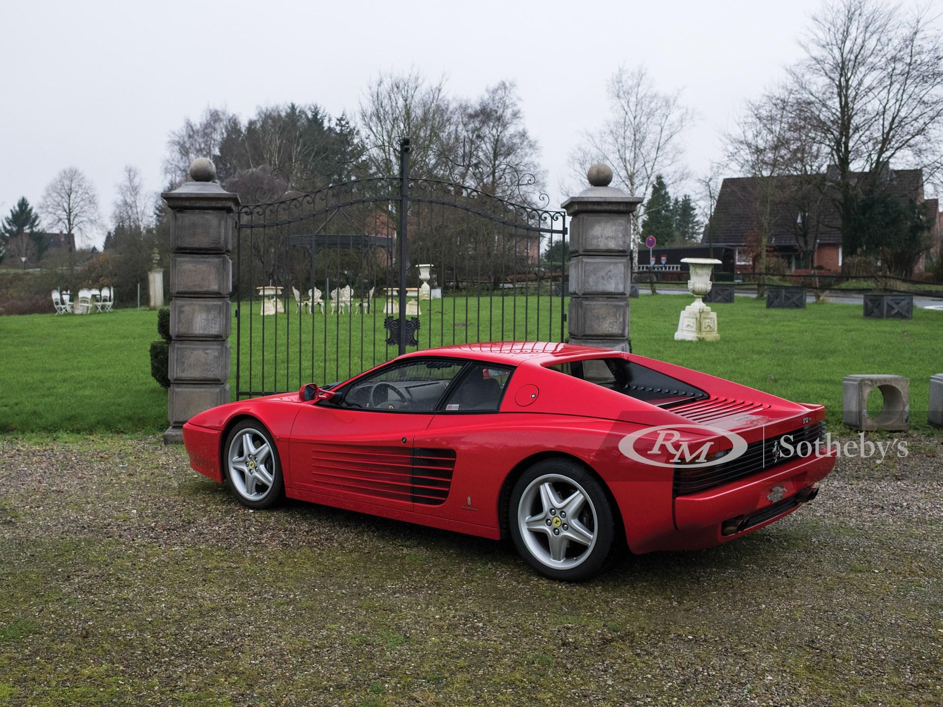 1993 Ferrari 512 TR  -