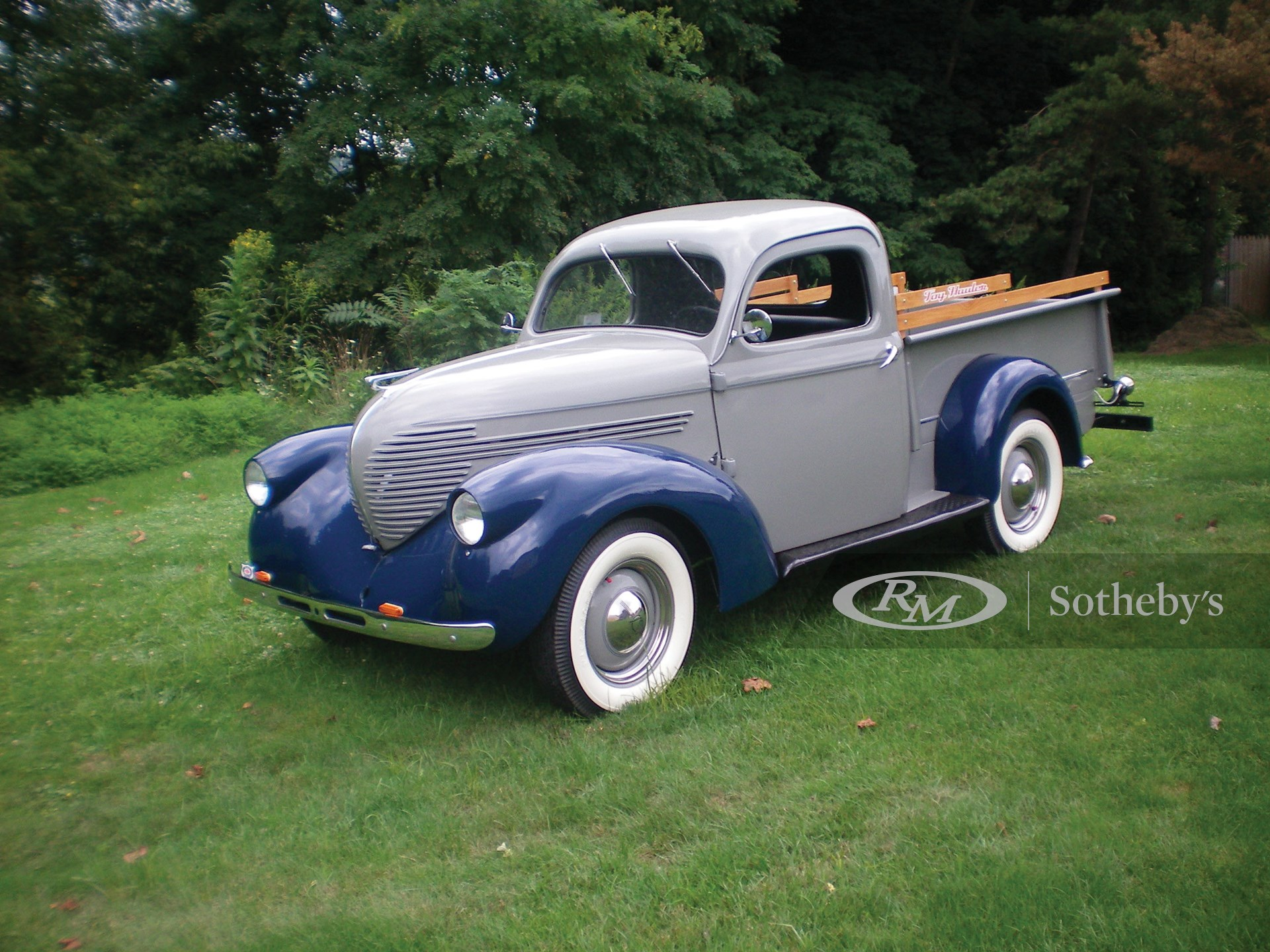 1938 Willys - Overland Model 77
