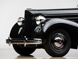1938 Packard Eight Cabriolet by Graber - $