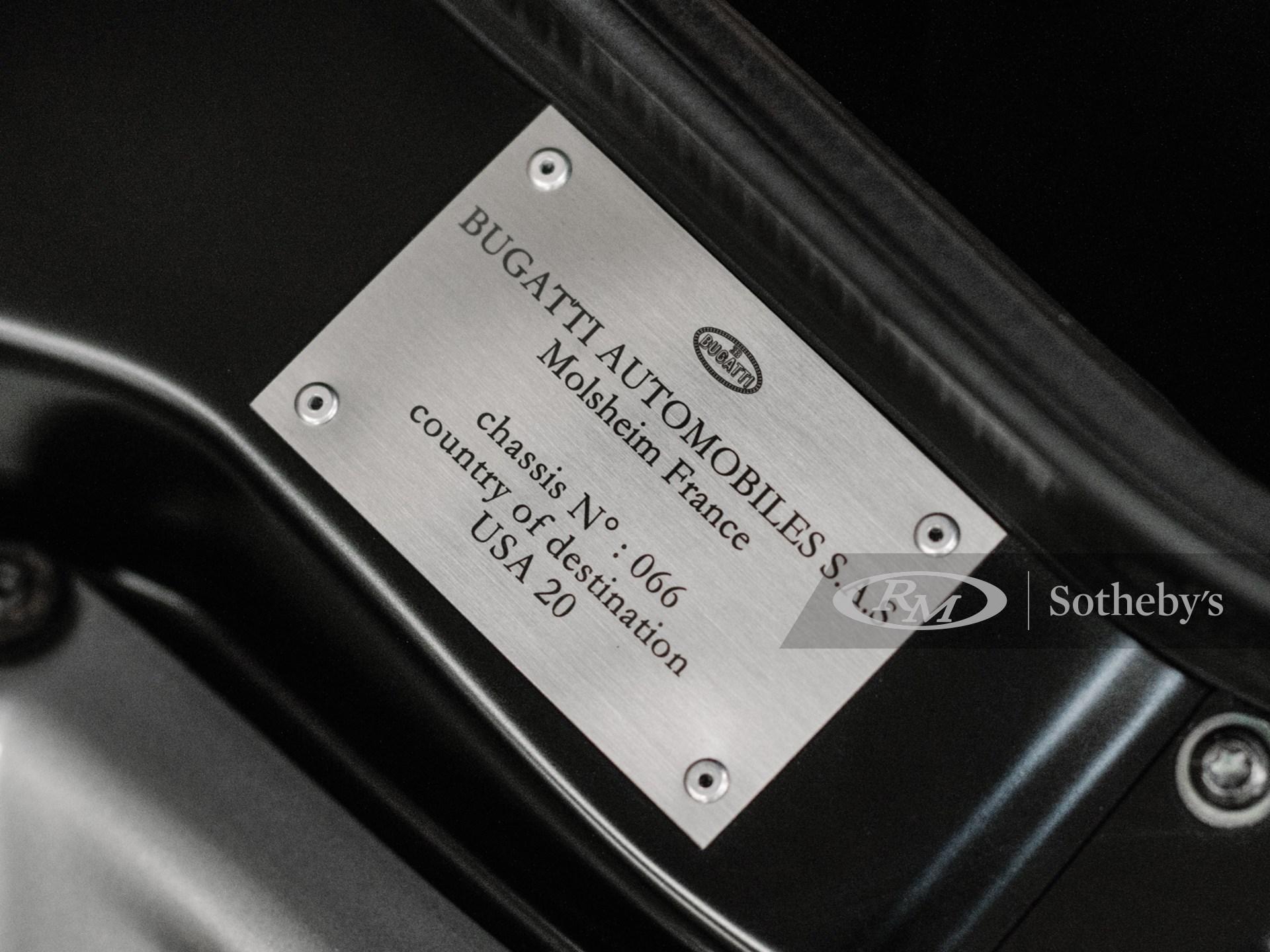 2008 Bugatti Veyron 16.4  -