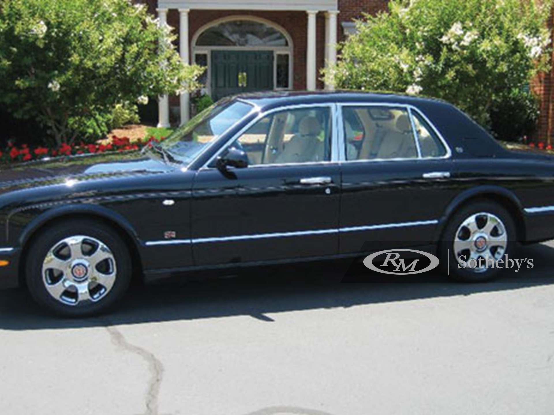 "2000 Bentley Arnage ""Red Label"""