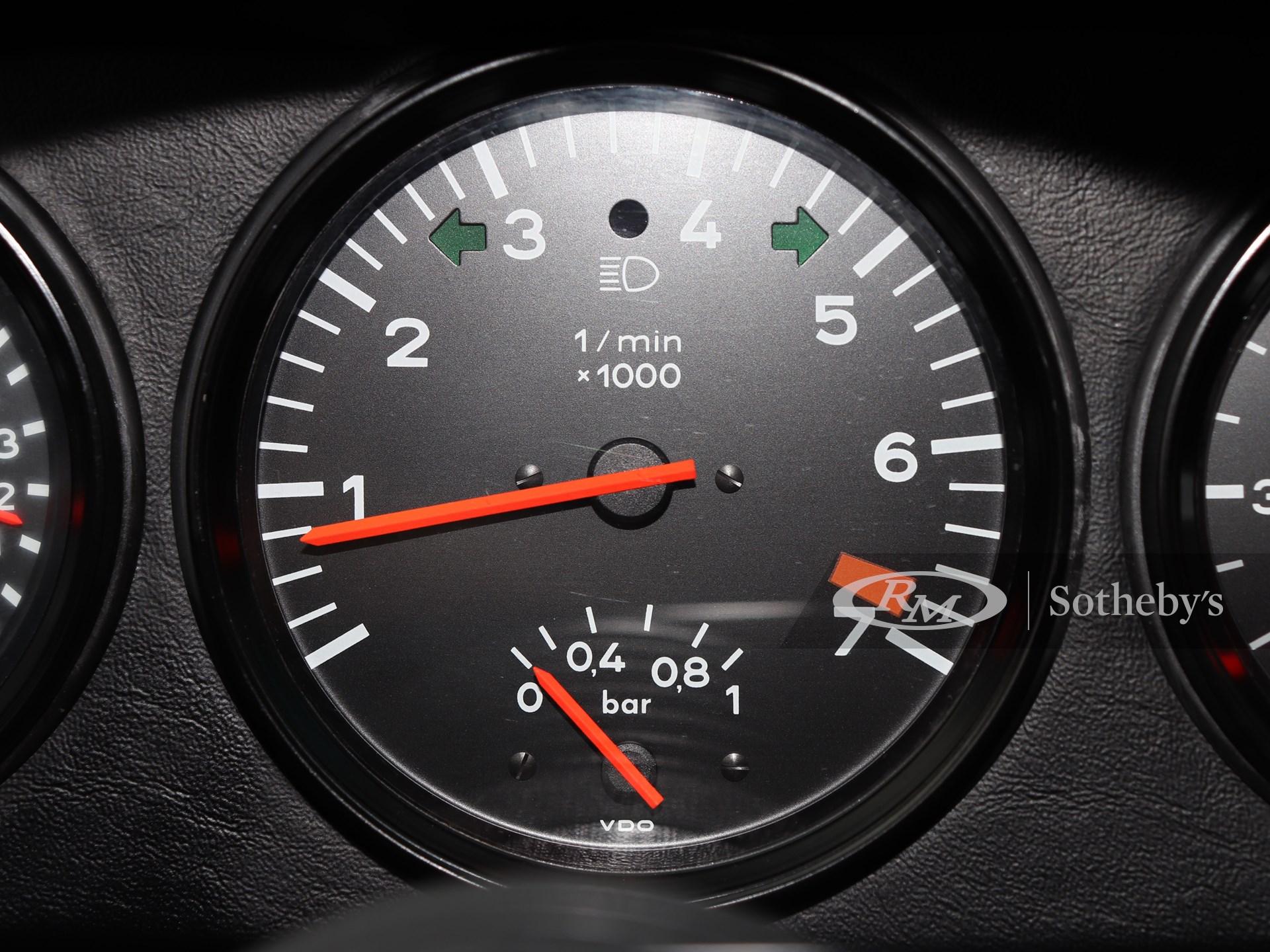1985 Porsche 911 Turbo Coupe  -