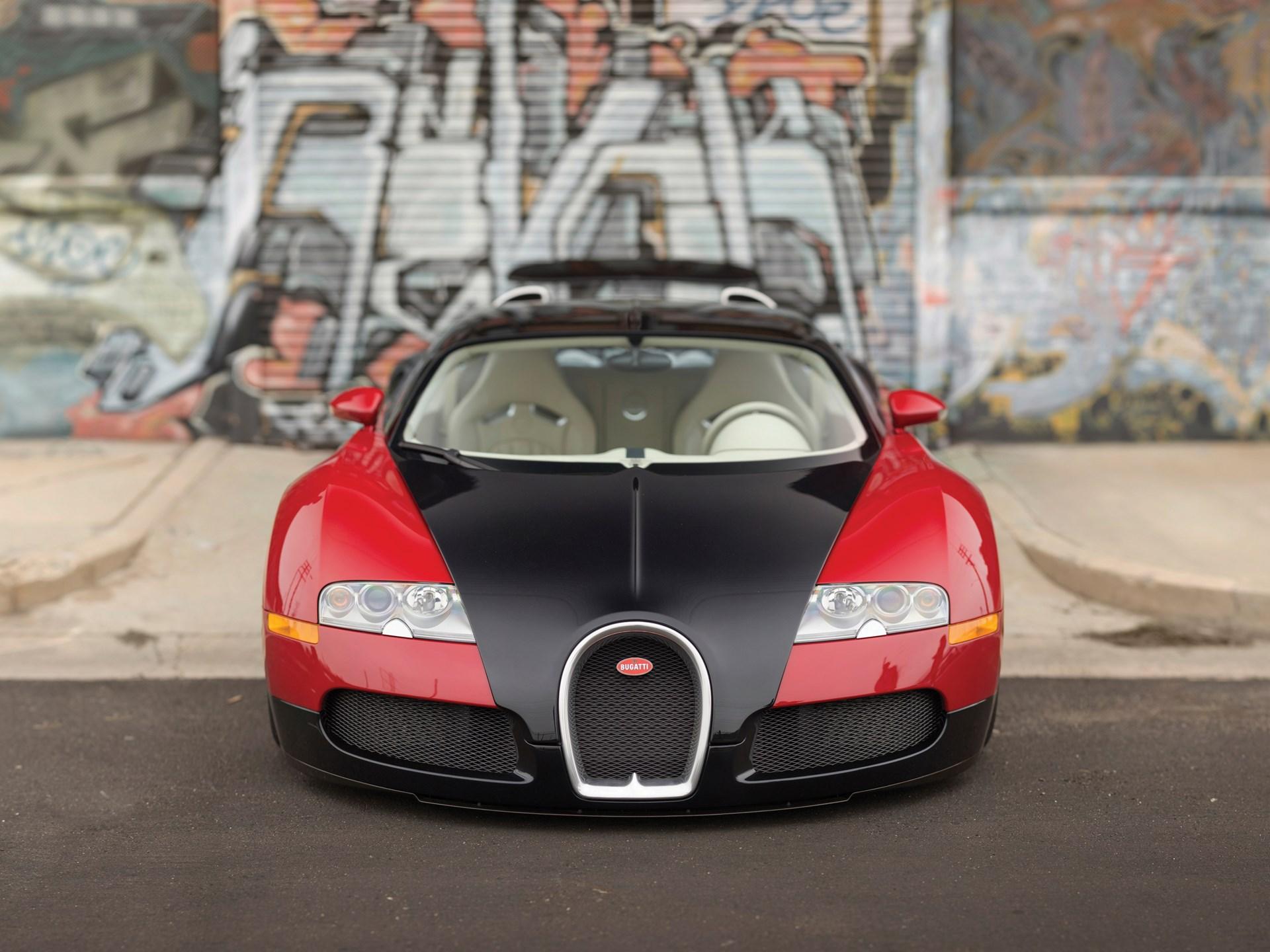 """2006 Bugatti Veyron 16.4 """"001"""""""