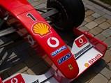 2003 Ferrari F2003 Show Car - $