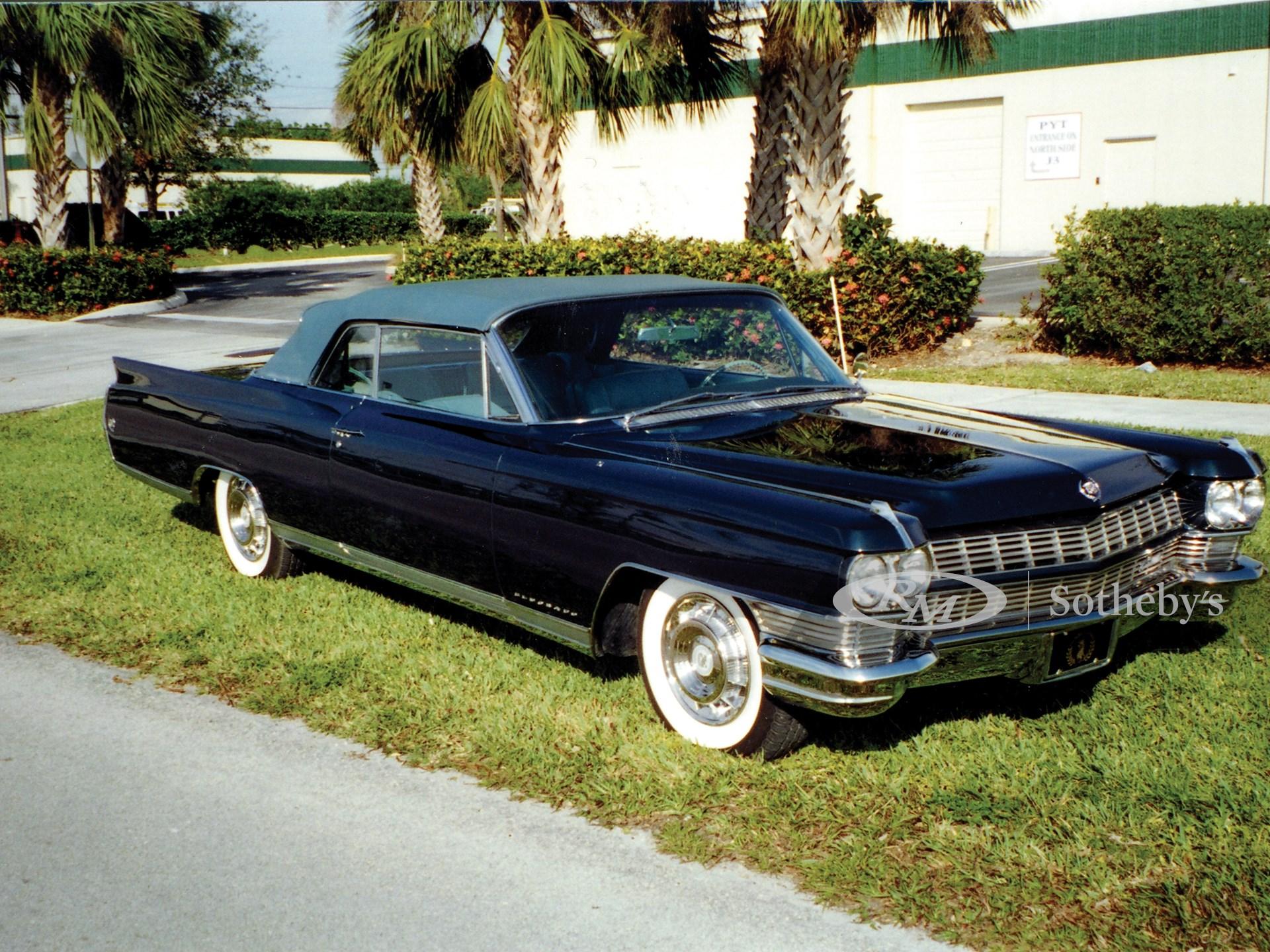 1964 Cadillac Eldorado Convertible  -