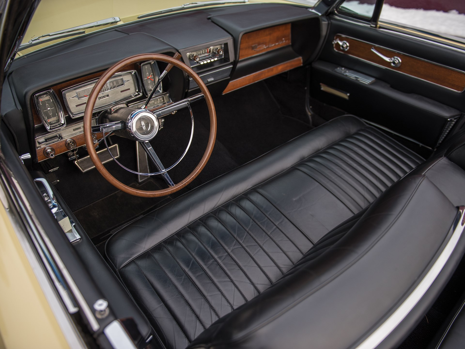 1961 Lincoln Continental Four-Door Convertible