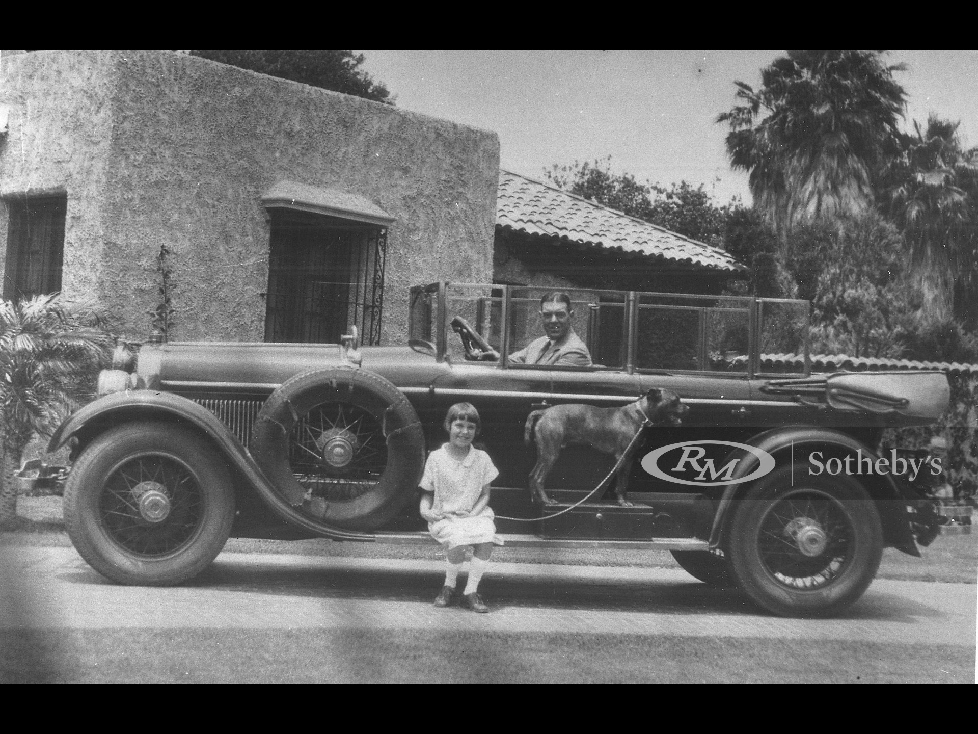 1926 Lincoln Model L 'Gothic Phaeton' by Murphy | The Guyton ...