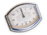 Jaeger Eight-Day Interior Clock - $