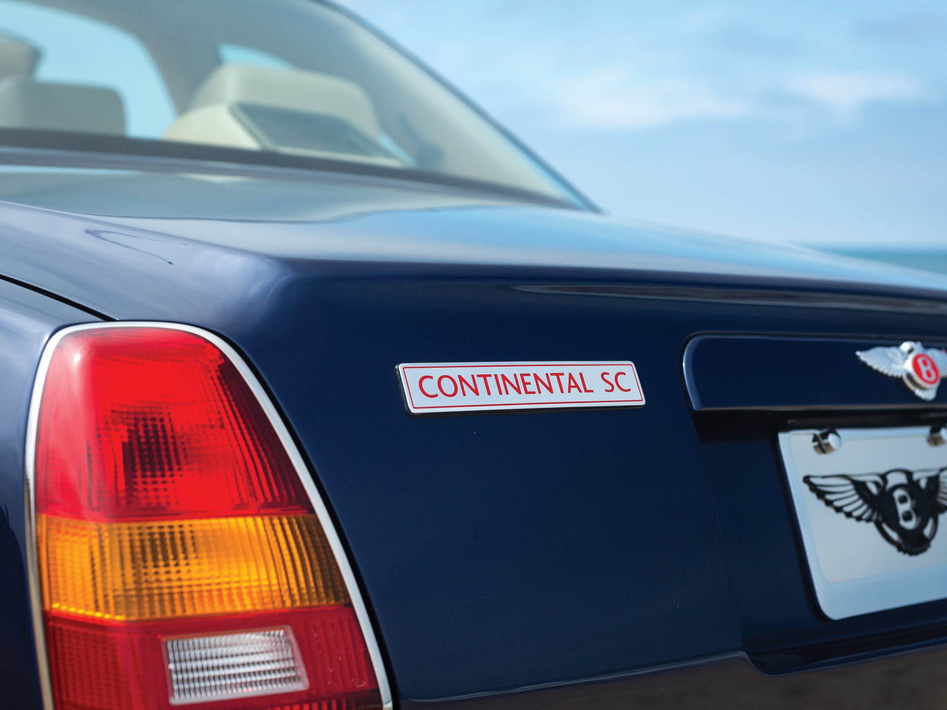 2000 Bentley Continental SC