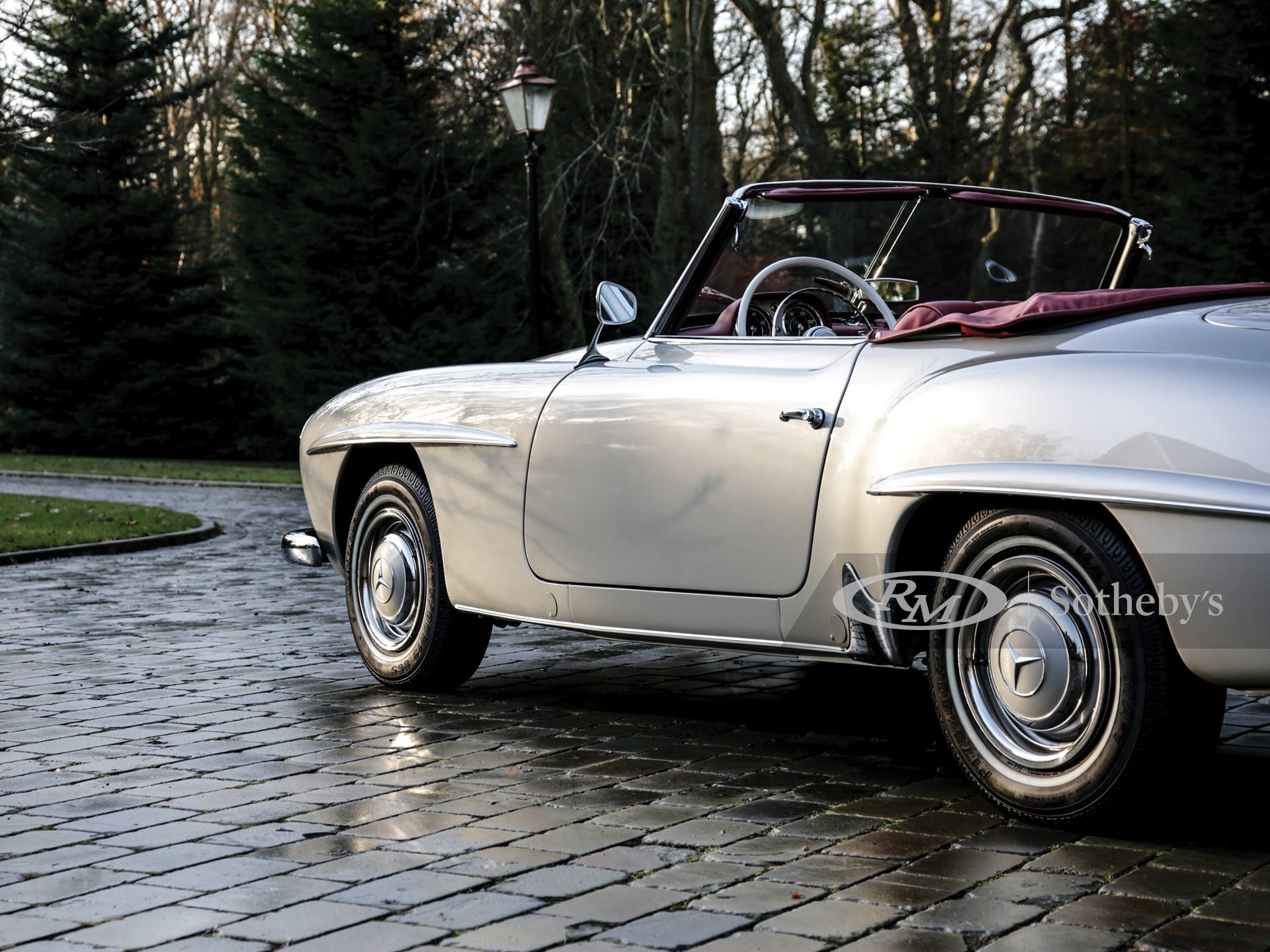 1961 Mercedes-Benz 190 SL  -