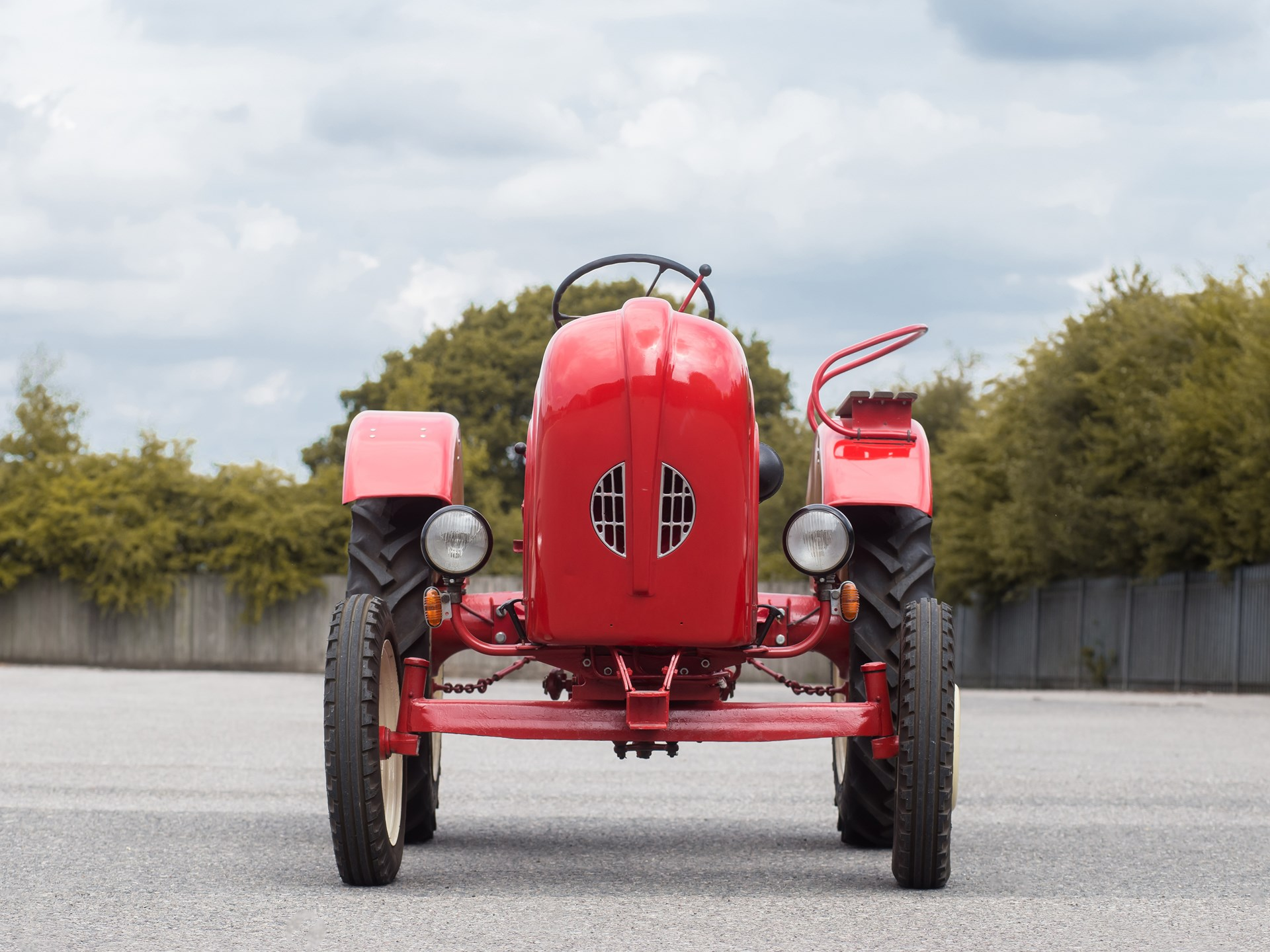 1959 Porsche-Diesel Junior 108 K