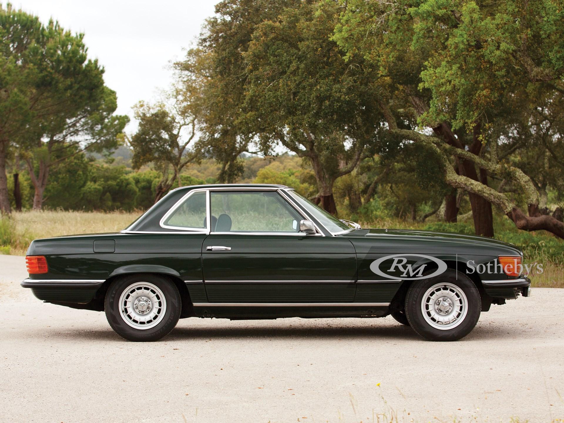 1972 Mercedes-Benz 450 SL  -
