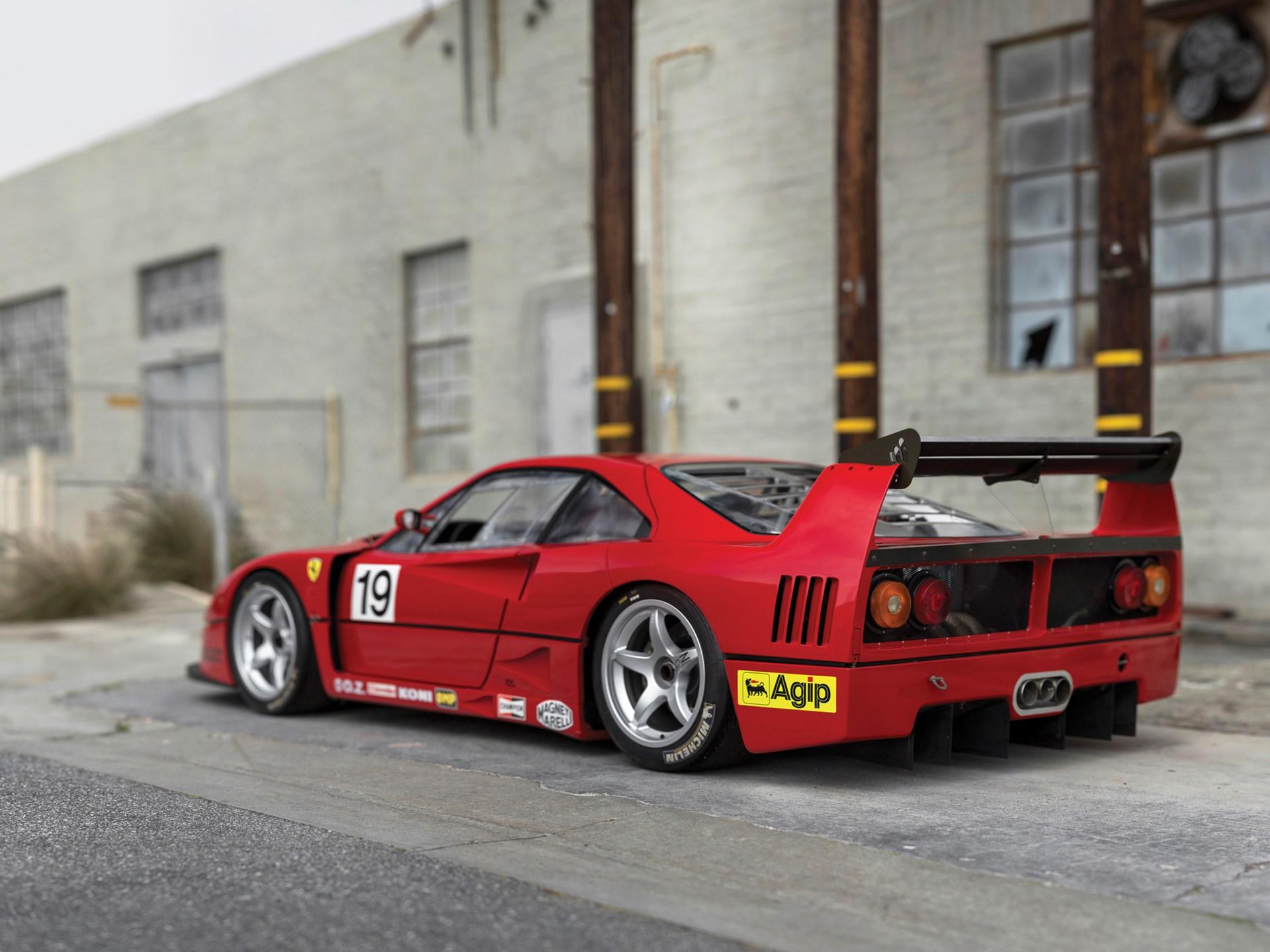 Ferrari f40 lm price