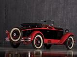1929 Essex Speedabout Boattail Roadster by Biddel & Smart - $