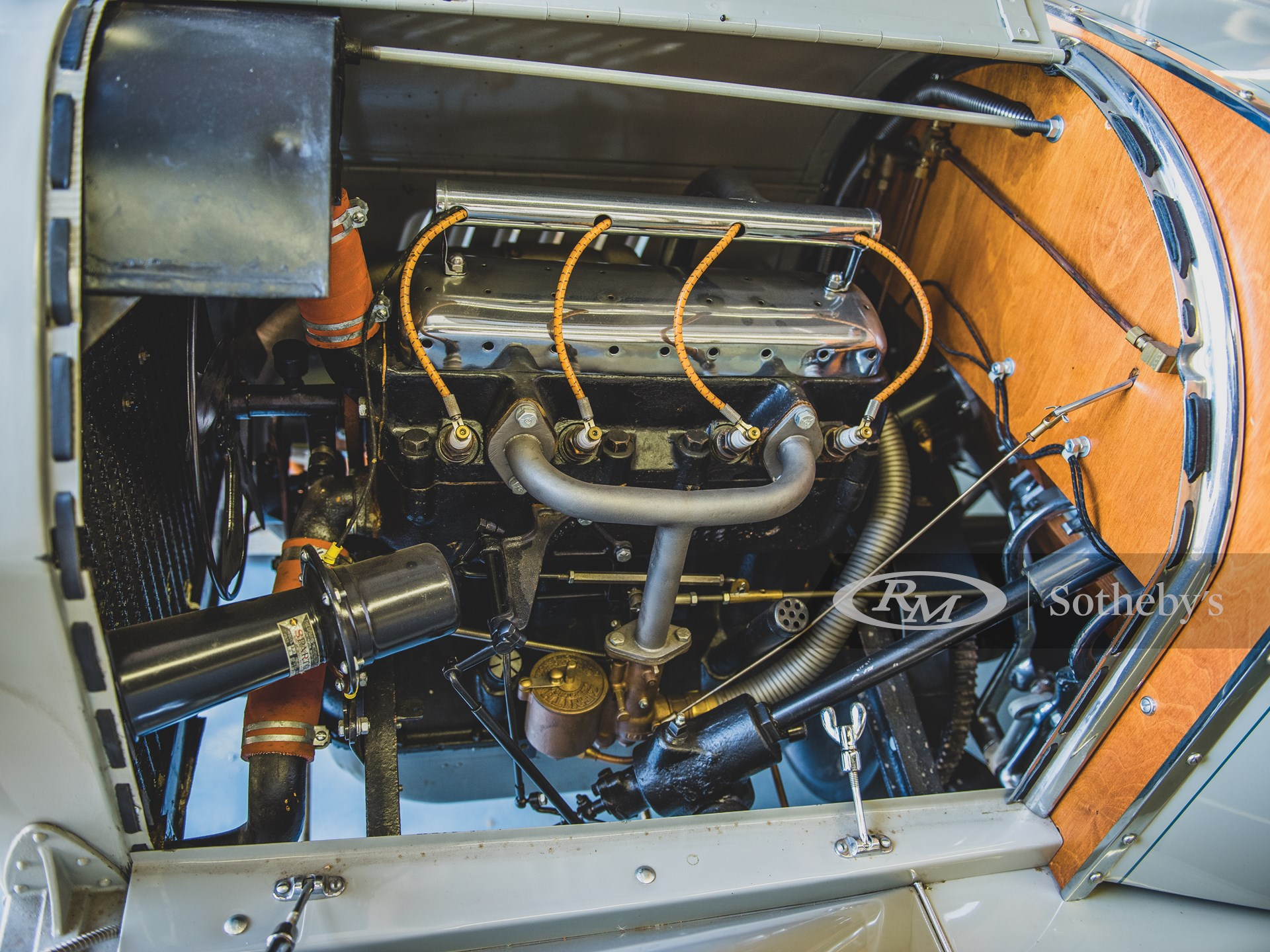 1915 Chevrolet Model H-3 Amesbury Special Roadster  -