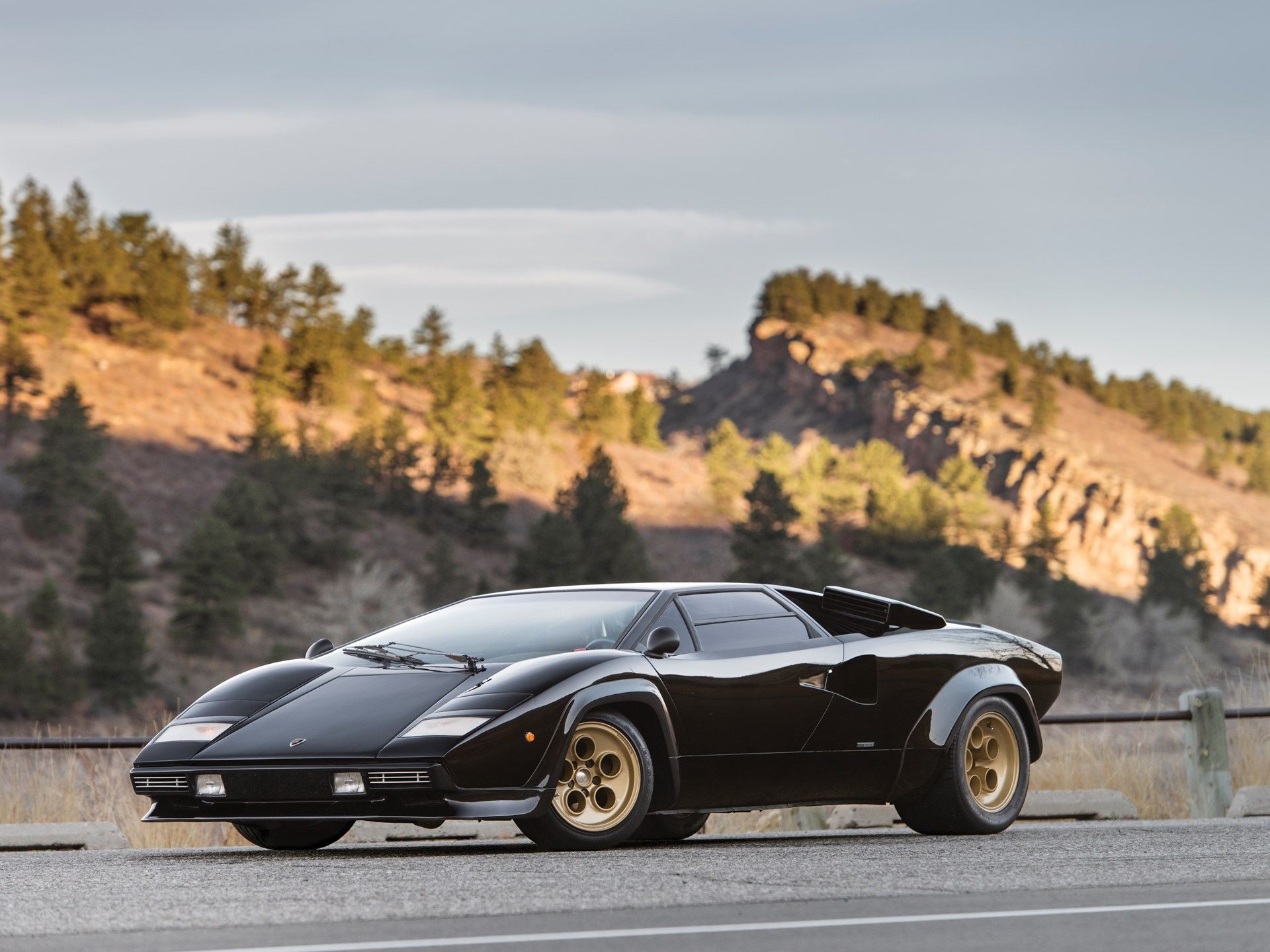 RM Sotheby's - 1979 Lamborghini Countach LP400 S Series I by Bertone ...