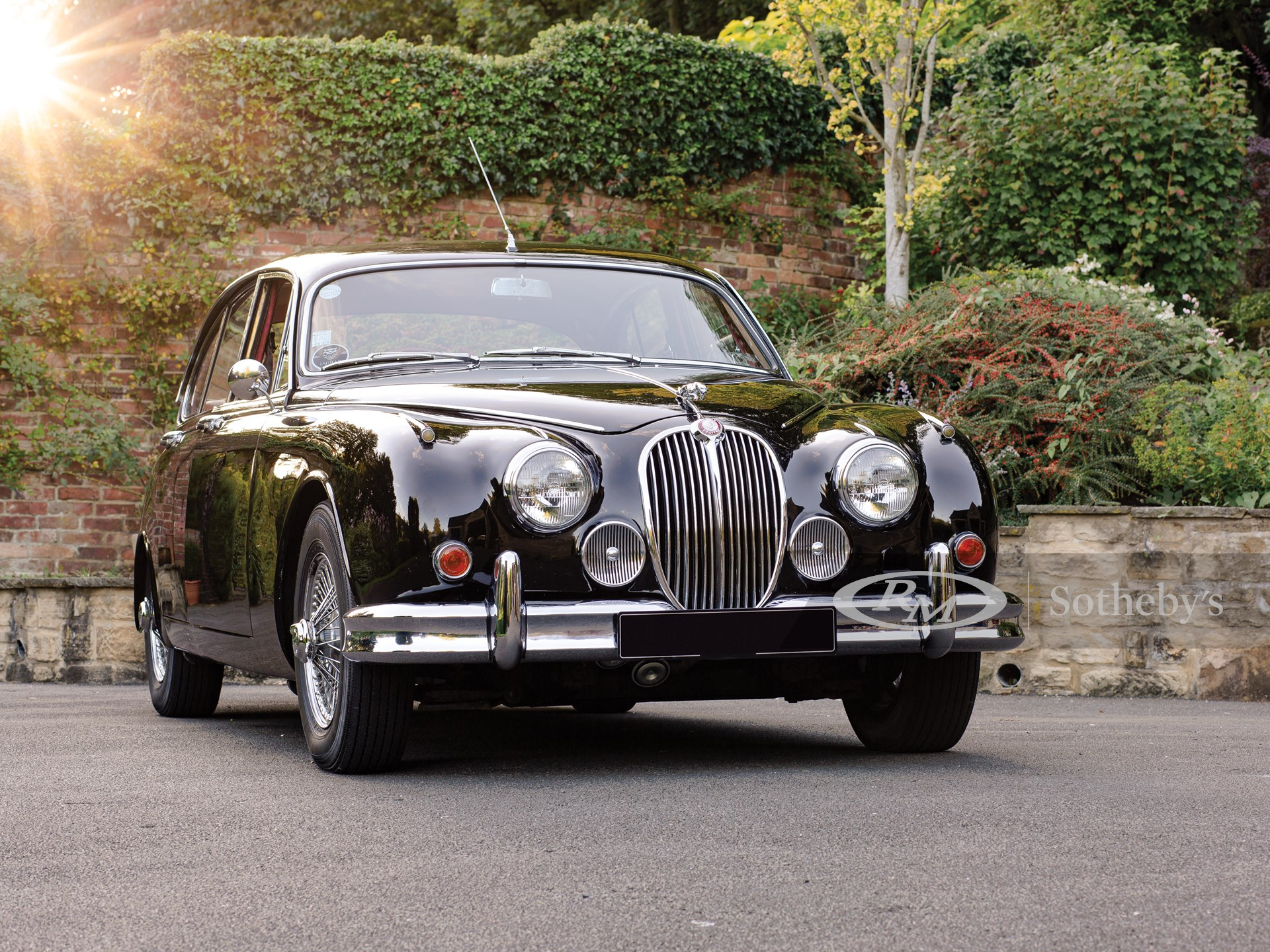 1967 Jaguar Mark 2 3.8 Saloon  -