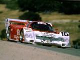 1986 Porsche 962 IMSA GTP  - $Riverside 500 KM, Price Cobb/Rob Dyson, qualified 4th, finished 4th, 26 April 1987.