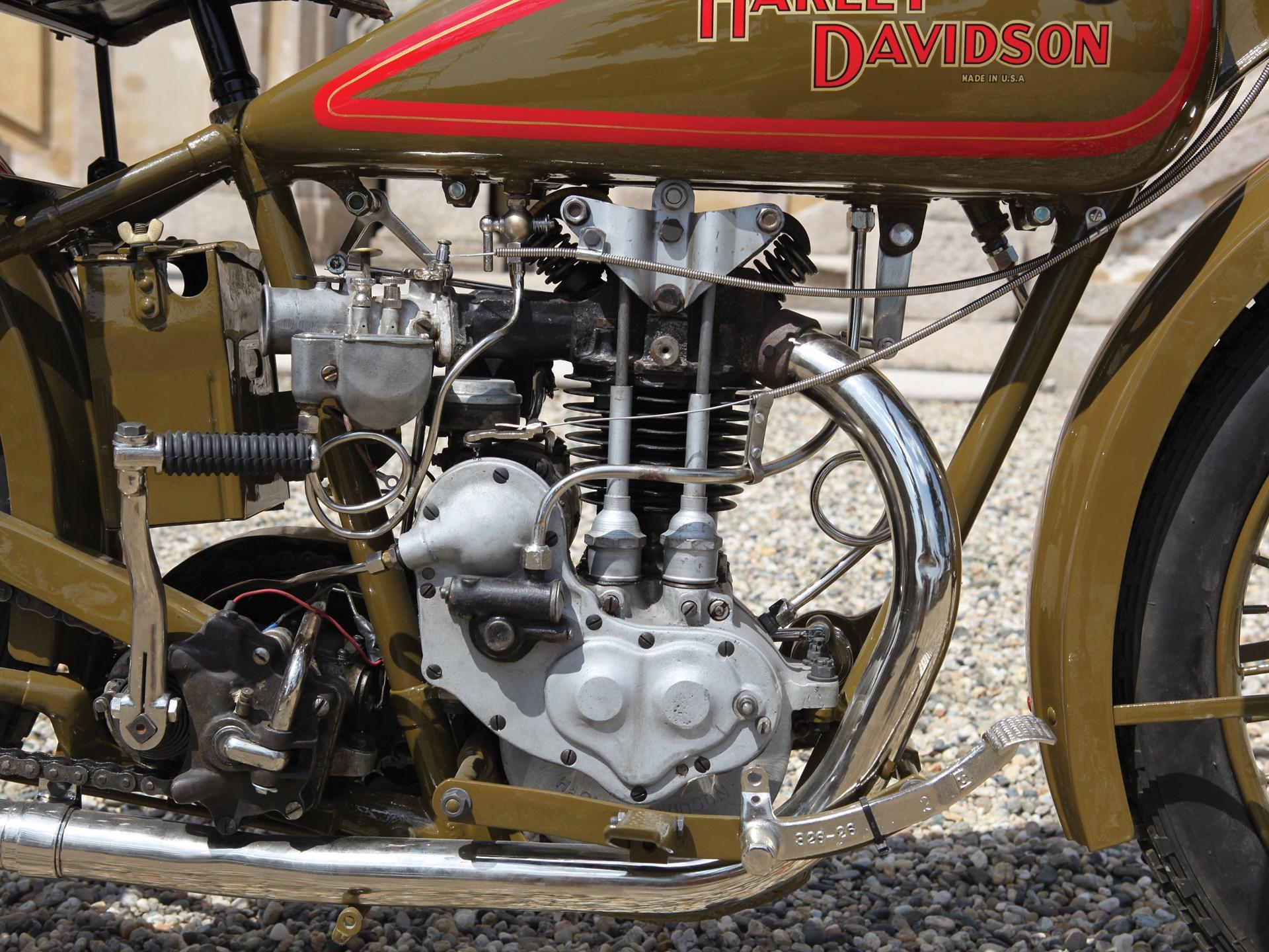 1926 Harley Davidson Ohv Peashooter Sold: 1925 Harley-Davidson Peashooter 350cc OHV