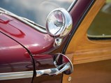 1946 Ford Super Deluxe Station Wagon  - $
