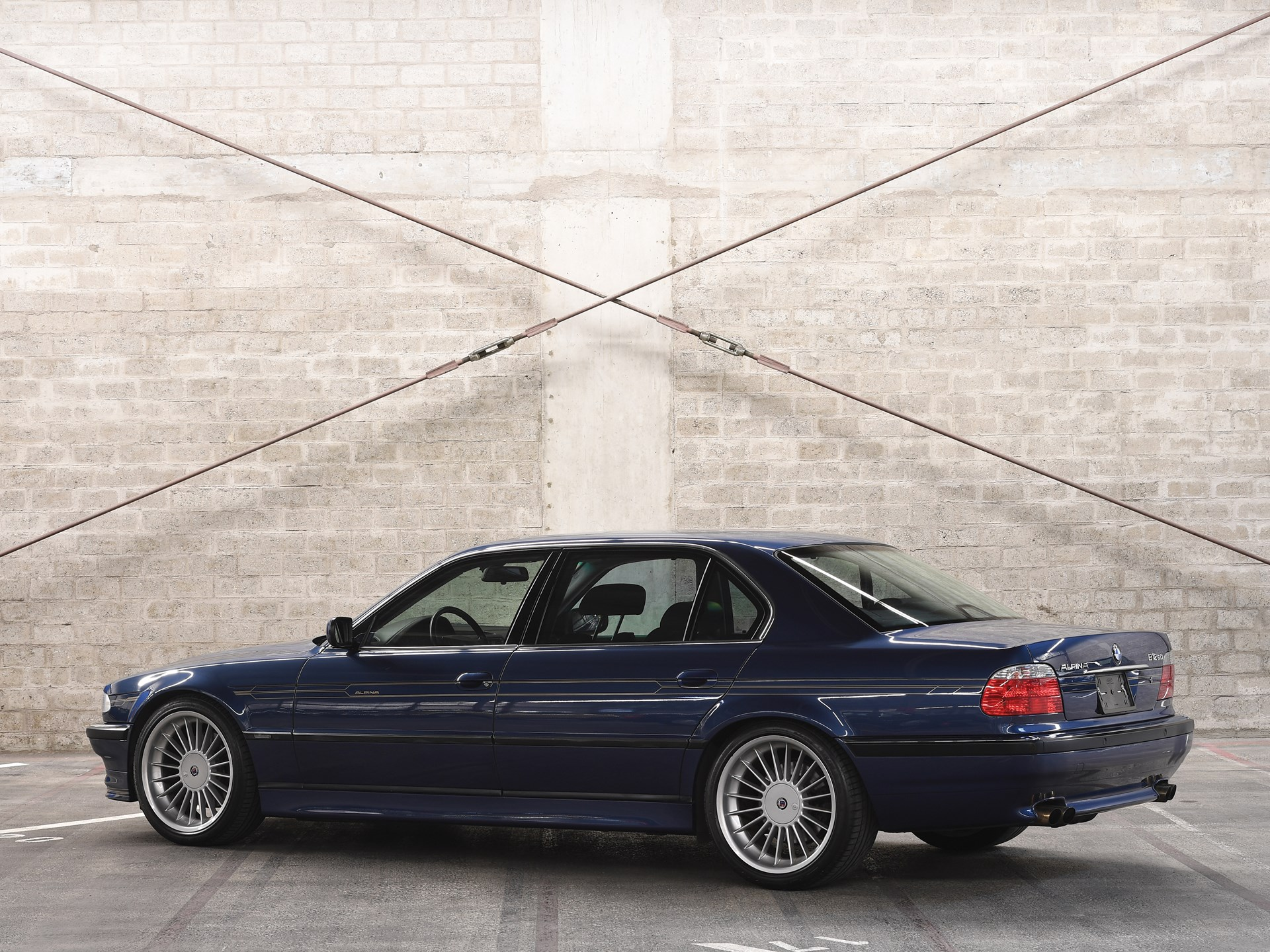 2000 BMW Alpina B12 6.0 Langversion