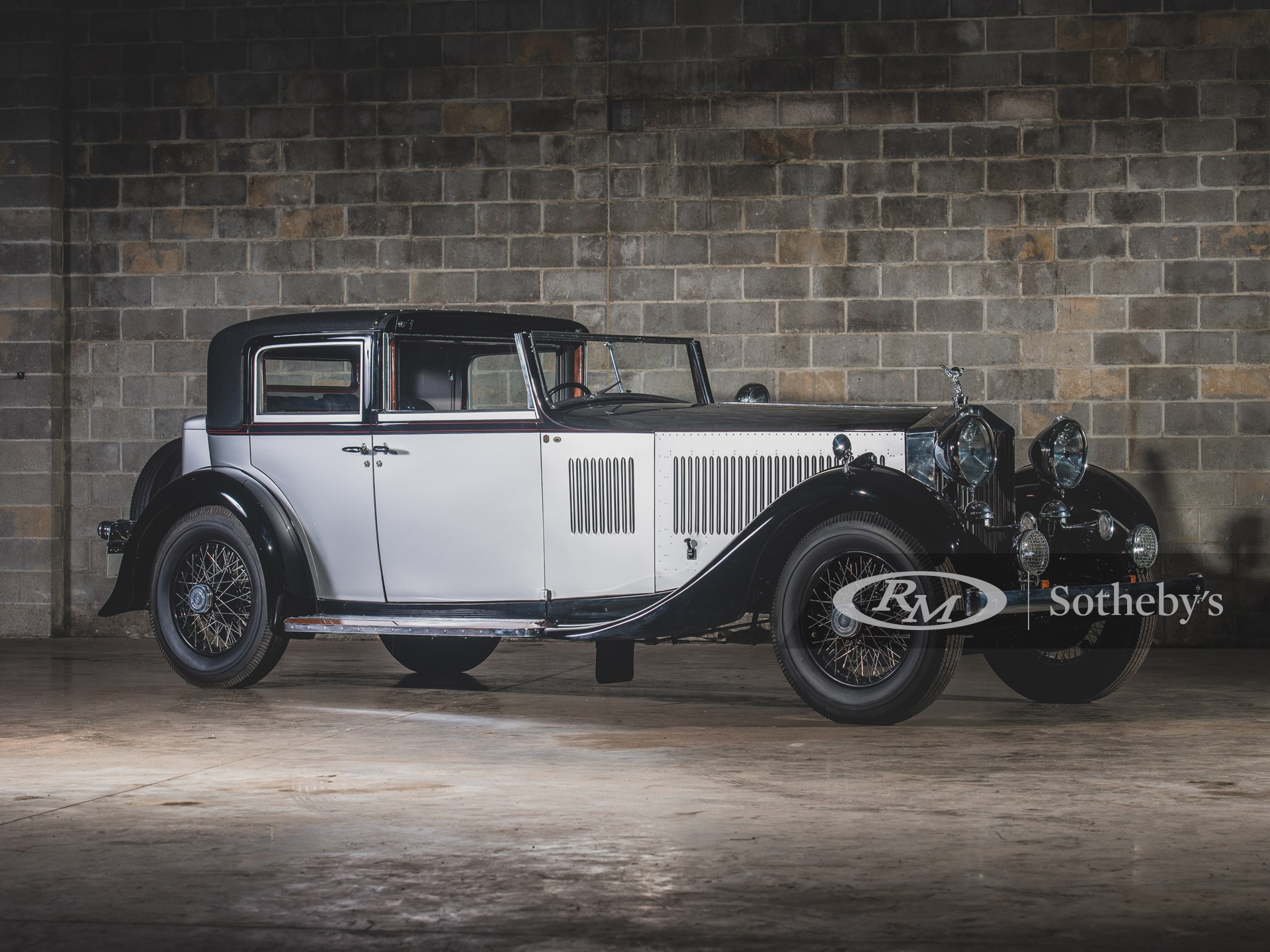 1931 Rolls Royce Phantom Ii Continental Fixed Cabriolet De Ville By Thrupp Maberly The Guyton Collection Rm Sotheby S