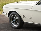 1967 Ford Mustang Convertible  - $