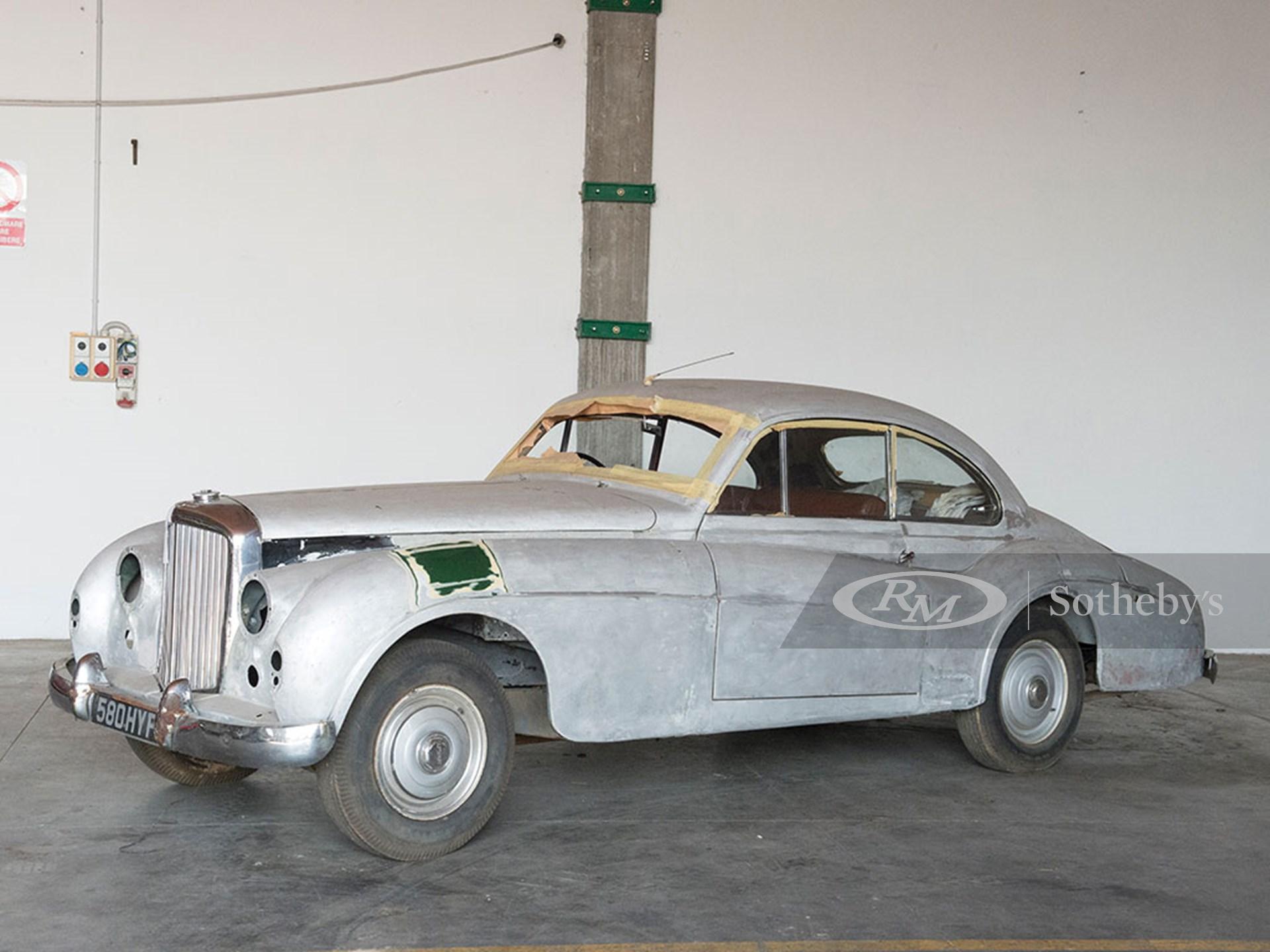 1954 Bentley R-Type Abbott FHC