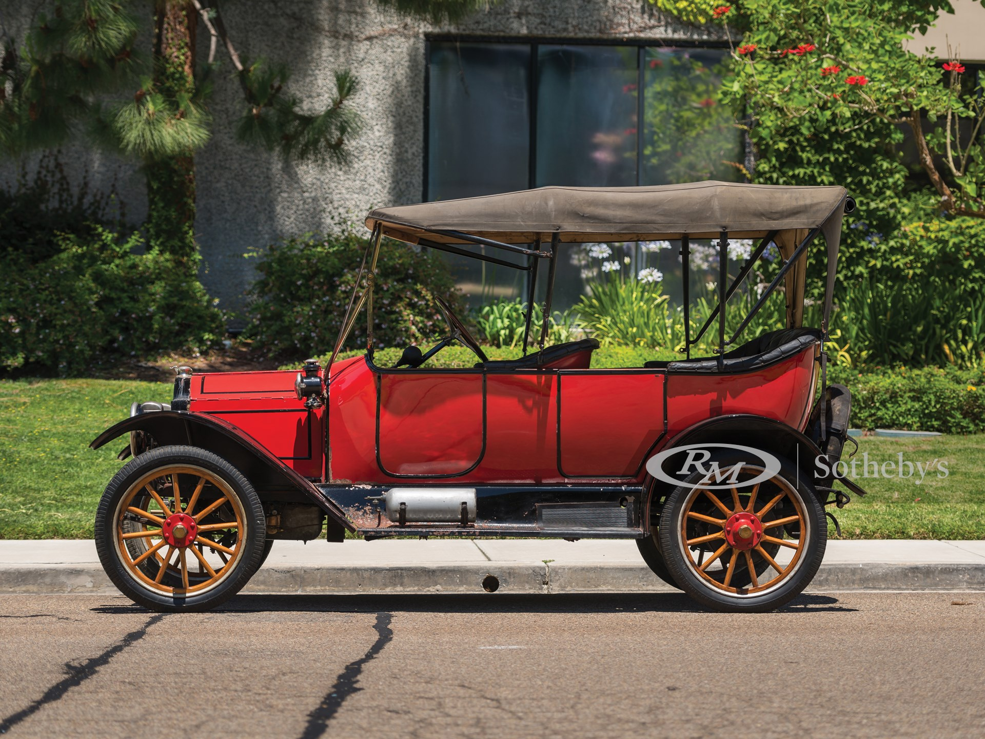 1913 Maxwell Model 25 Touring  -