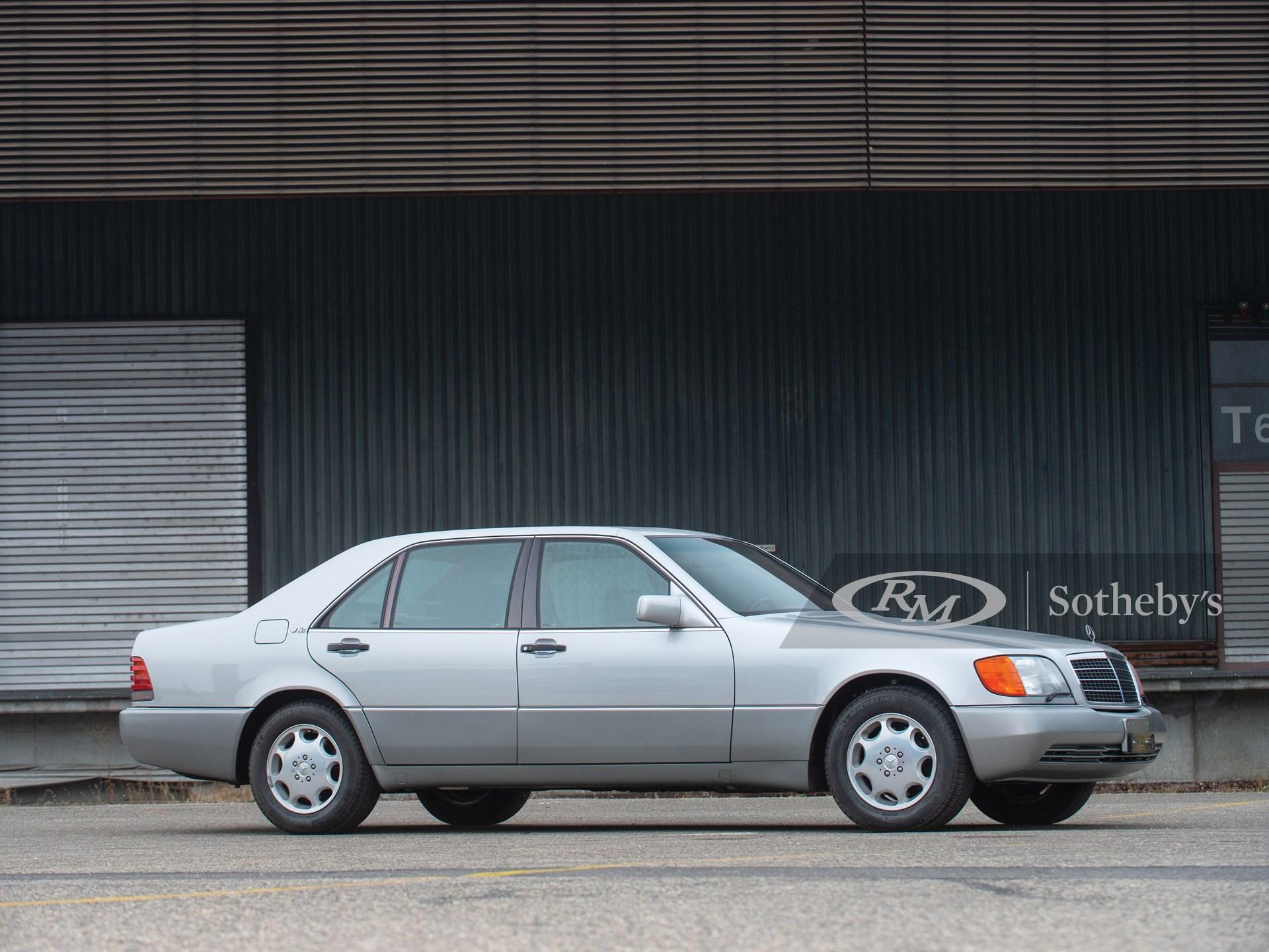1992 Mercedes-Benz 600 SEL  -