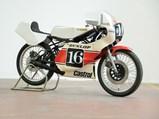 1980 Yamaha TZ125G  - $