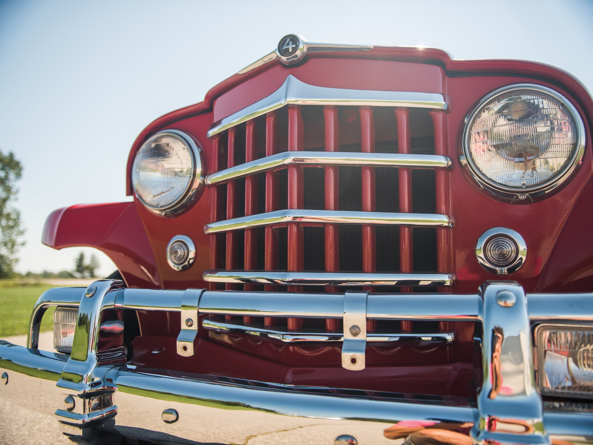 Rm Sothebys 1950 Willys Jeepster Phaeton Hershey 2016 Jeep Station Wagon