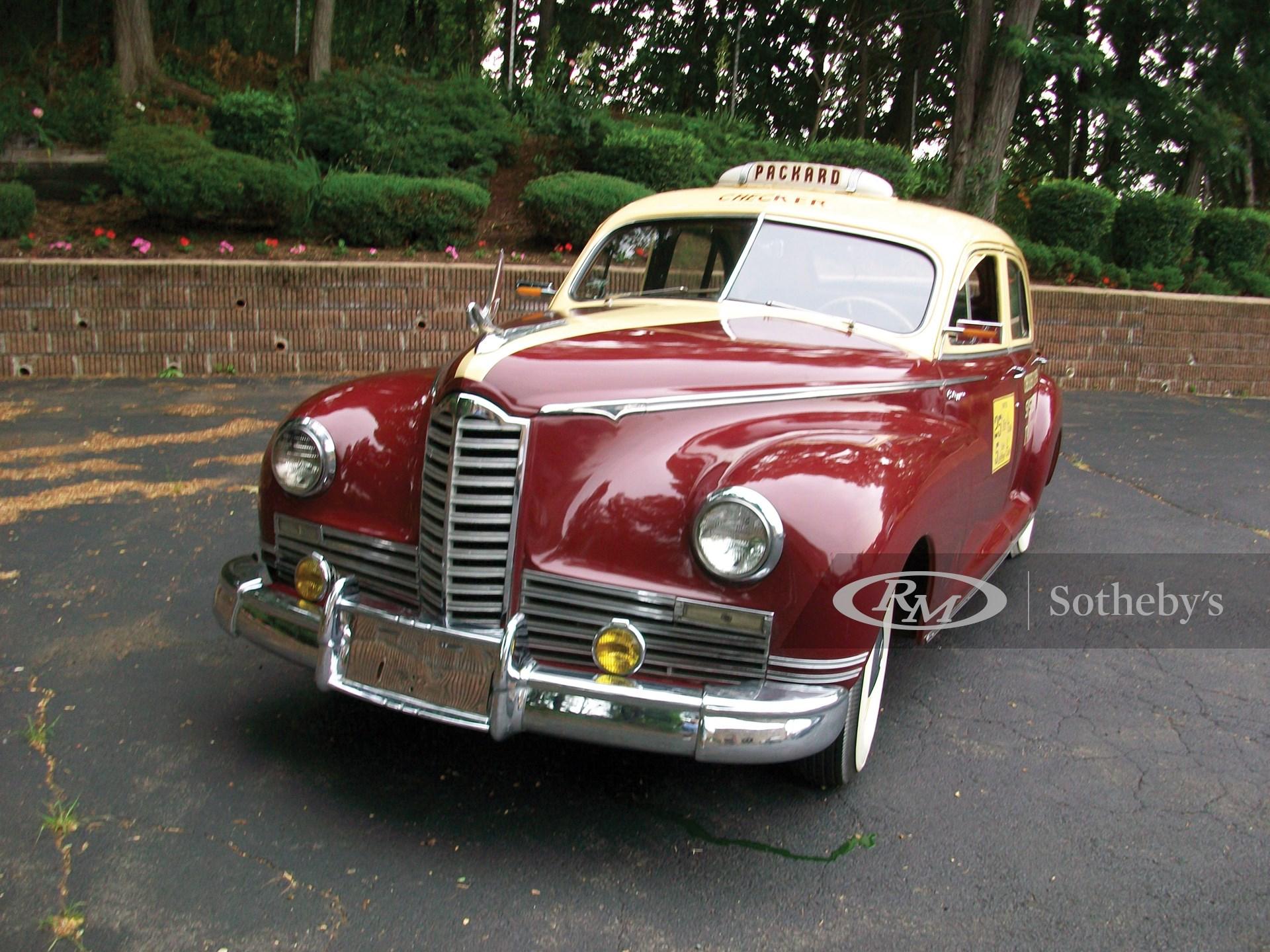 1947 Packard Clipper Taxi