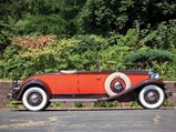 1931 Packard Deluxe Eight Convertible Coupe by LeBaron - $