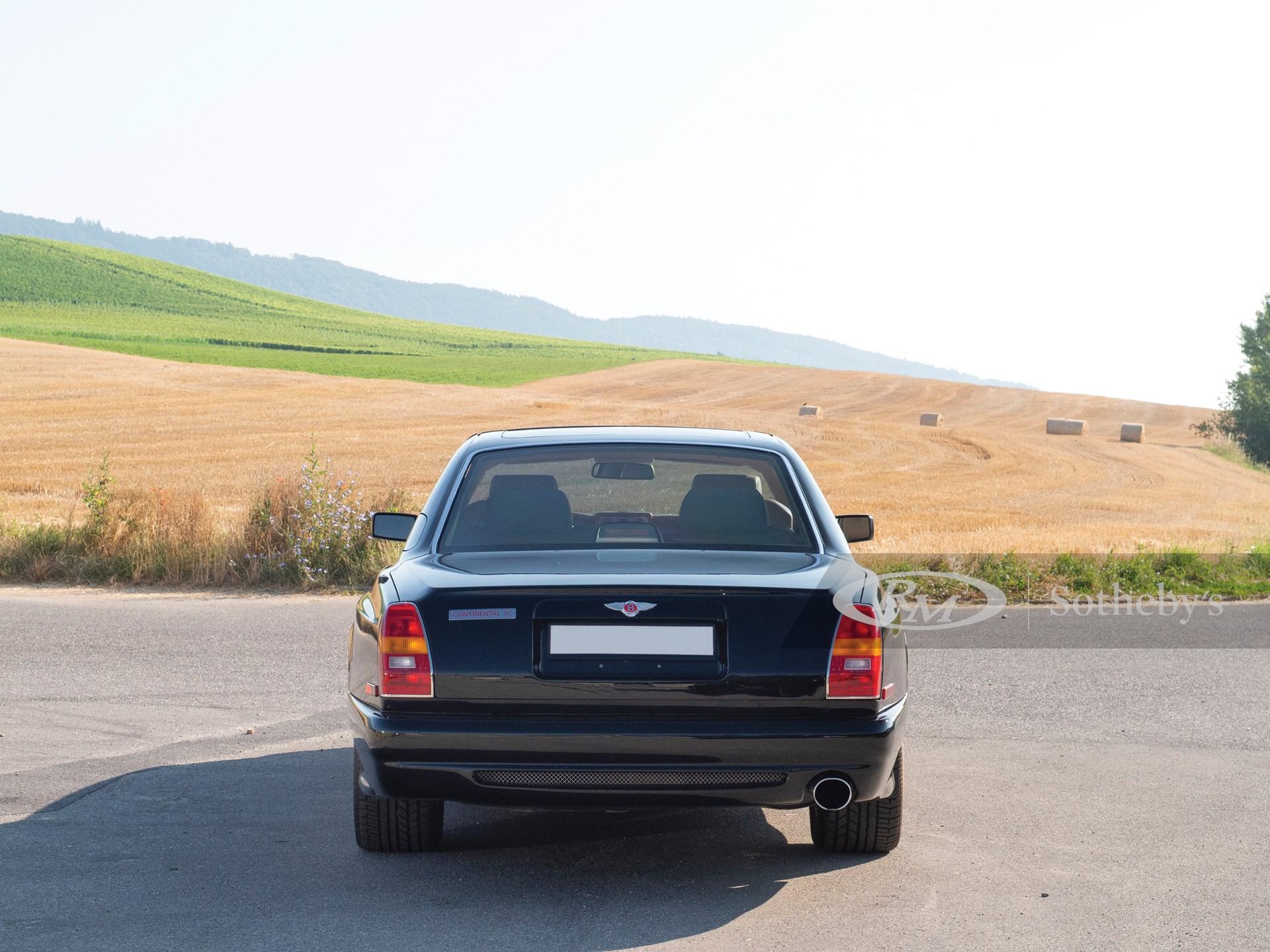 1999 Bentley Continental SC  -