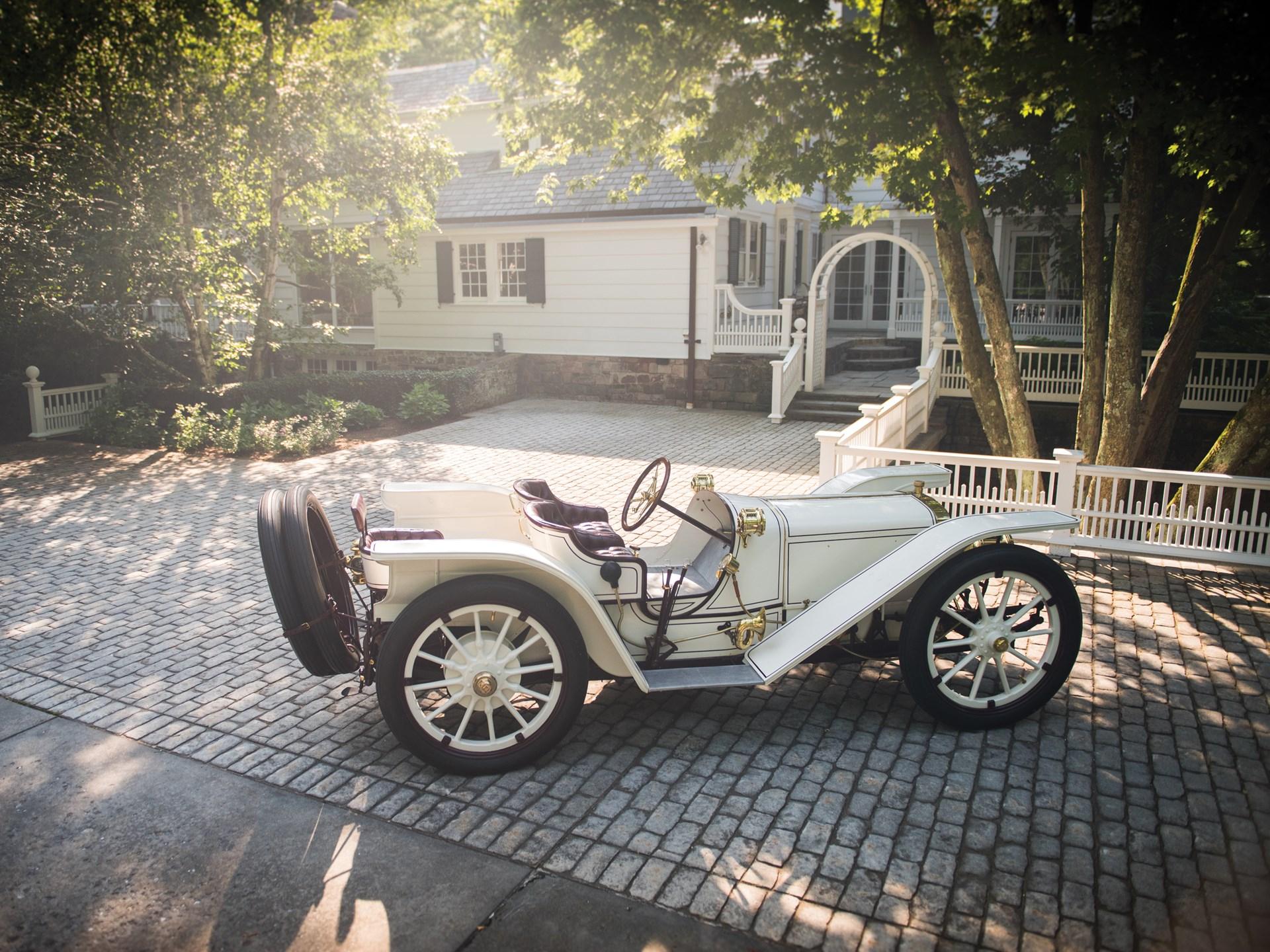 1908 American Underslung 50 HP Roadster